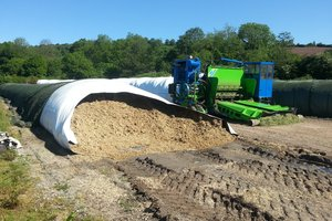 Maize bags 10ft diameter
