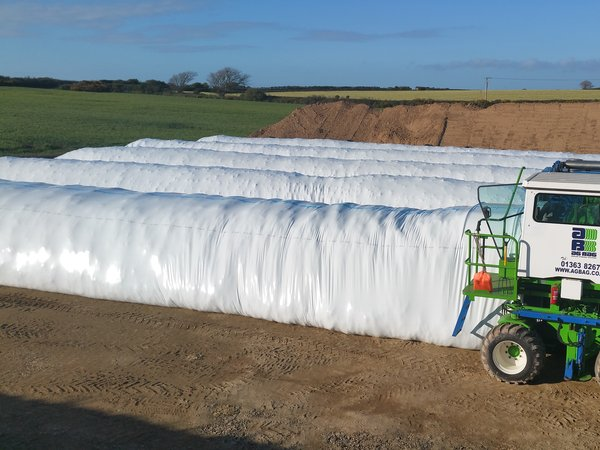 Grass Bagging 12ft diameter bag
