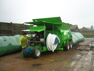 CT8 compost machine